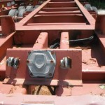 20' Slider Chassis Stk# 300156-4
