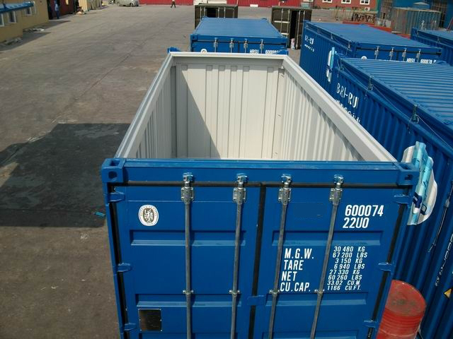 Open Top Shipping Containers Export Specialist
