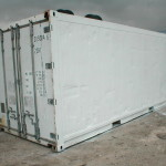 20' Refrigerated Container with Carrier 69NT40 Microlink II