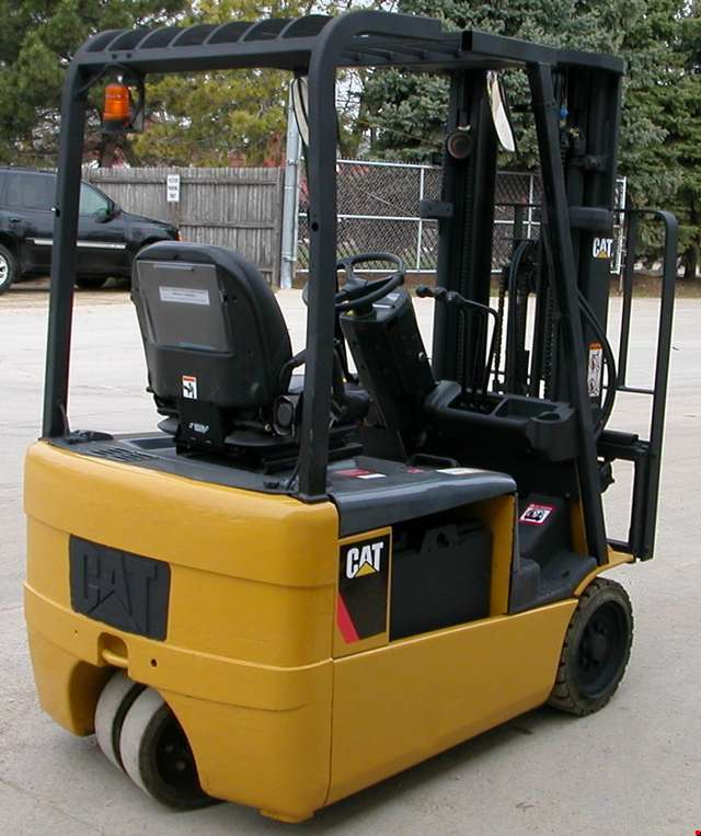 Used Forklifts Electric Sit Down Export Specialist