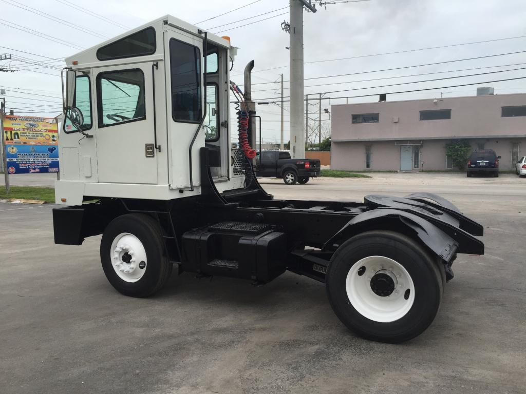 Used Terminal Tractors - Export Specialist