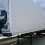 40' High Cube Refrigerated Container with Carrier 69NT40 Microlink II