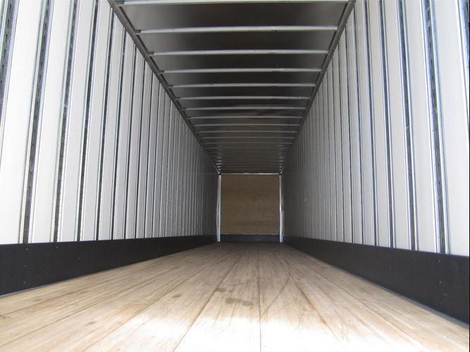 Used Dry Van Trailers Export Specialist
