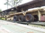 Ad-trailer  Stk# 300130 Flatbed trailer 2