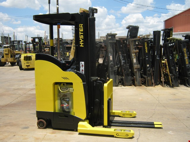 Used Forklifts Electric Stand Up Export Specialist