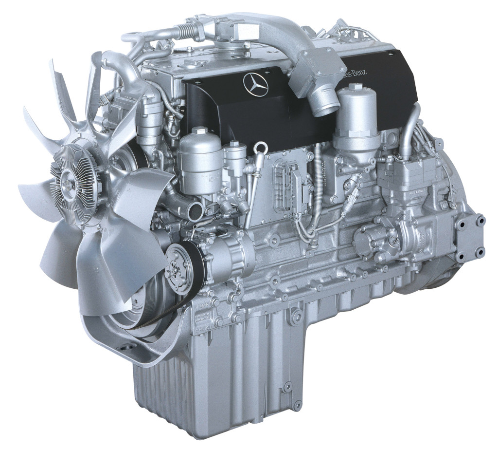 mercedes benz diesel engines used rebuilt export