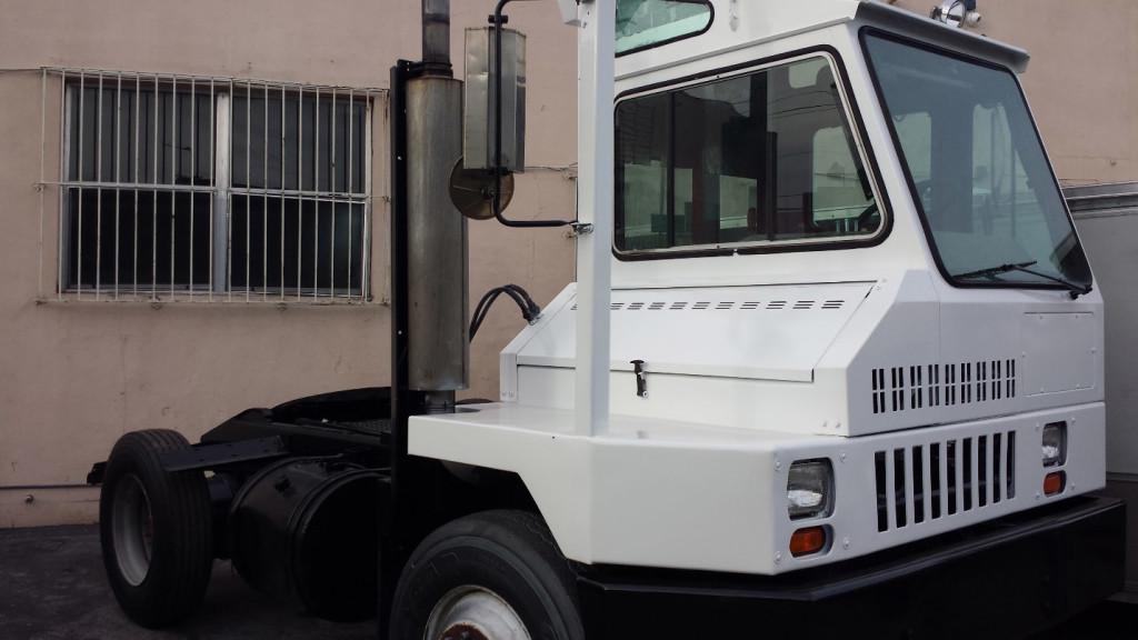 Yard truck 1