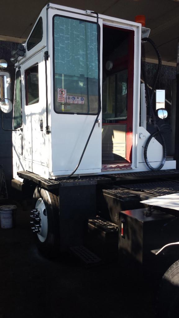 Yard truck 2