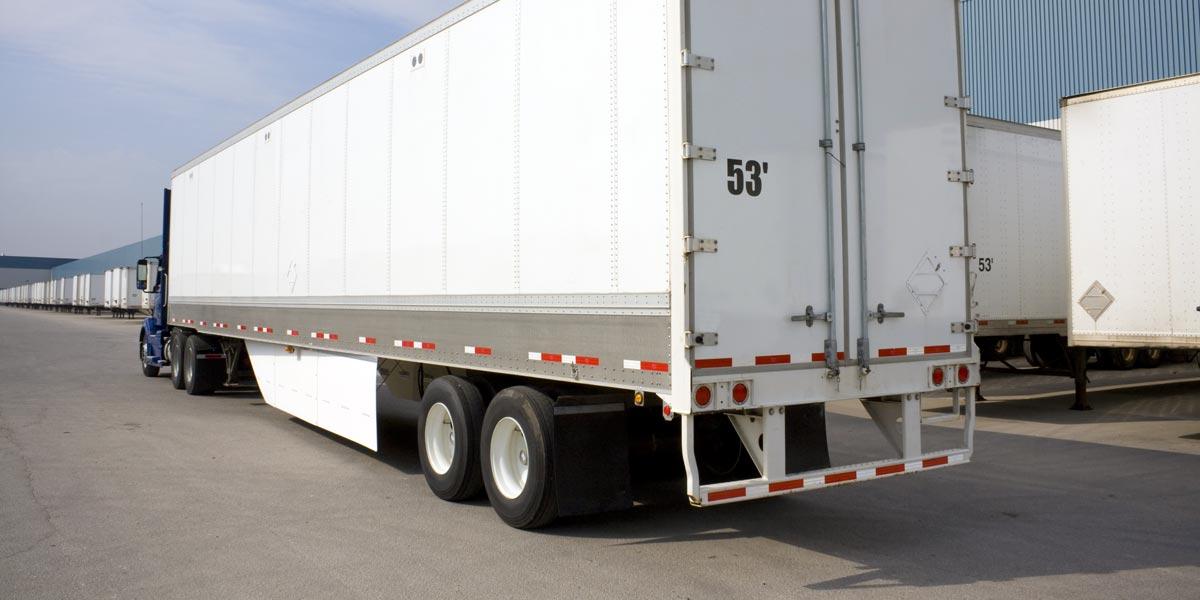 Used Dry Van Trailers - Export Specialist